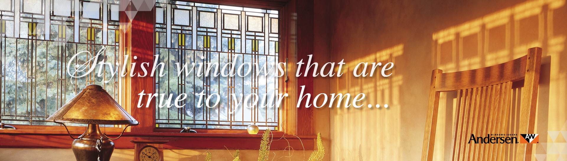 Stylish windows that are true to your home